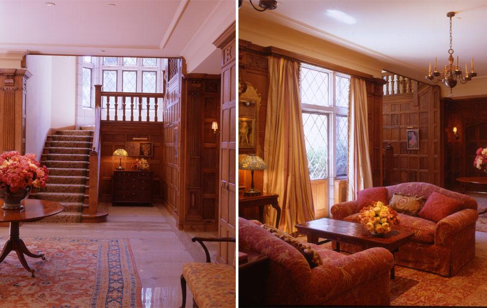 stairs-living-room-hillsborough