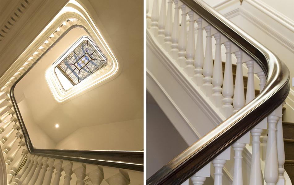 stairway-skylight-detail-neoclassic-manse-san-francisco