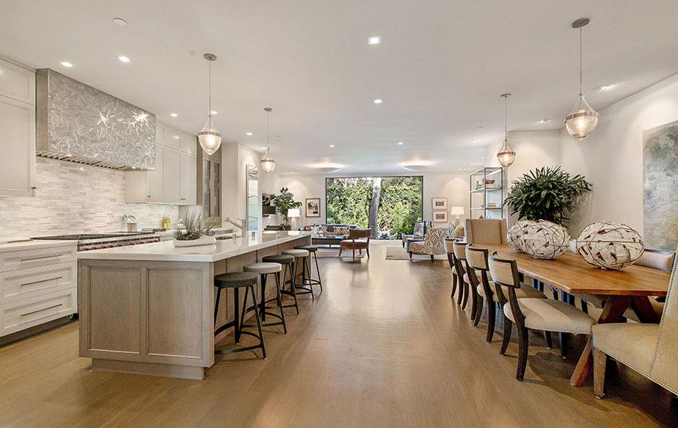 Indoor-Outdoor Living great room